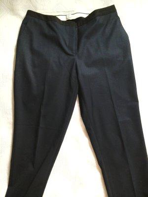 dunkelblaue Anzughose von H&M (den Blazer gibts auch - Hosenanzug)