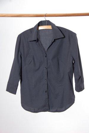 dunkelblaue Bluse von Benetton