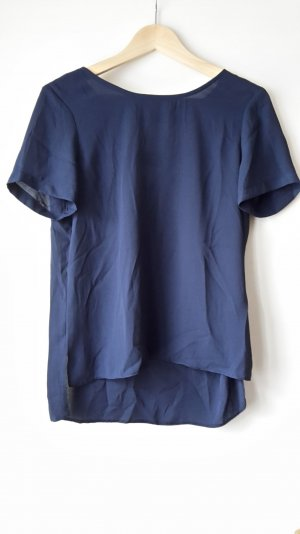 dunkelblaue Bluse von Primark