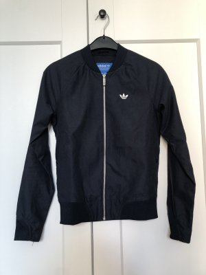 Adidas Giacca bomber blu scuro