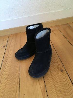 Dunkelblaue Boots gr. 38
