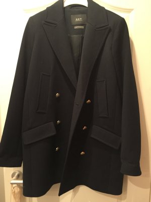 SET Urban Deluxe Pea Jacket dark blue