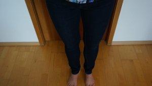 Dunkelblaue Calvin Klein Jeans