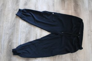 Zara Pantalone cargo blu scuro