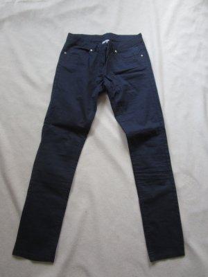 dunkelblaue Chino Hose Gr. 36
