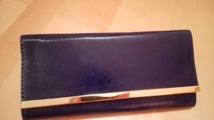 Accessorize Bolso de mano azul oscuro-azul