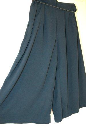 Vero Moda Pantalone culotte blu scuro Poliestere