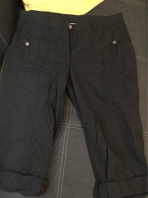 Blue Motion 7/8 Length Trousers dark blue