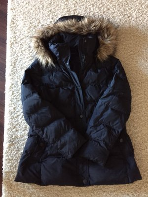 Tommy Hilfiger Down Jacket dark blue-cream