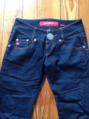 Dunkelblaue Denim Jeans von Miss Sixty Gr.29