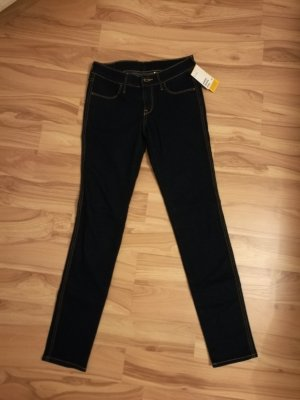 dunkelblaue Denim  Skinny Jeans *neu*