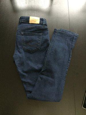 dunkelblaue edc skinny Jeans