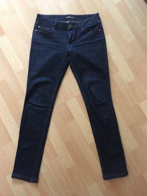 Dunkelblaue Esprit Jeans