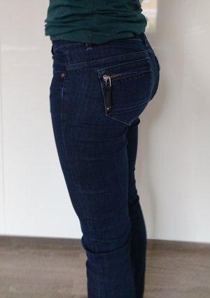 Dunkelblaue G-Star-Hose für kleinere Mädchen