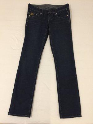Dunkelblaue G-Star Jeanshose, Größe 29/32