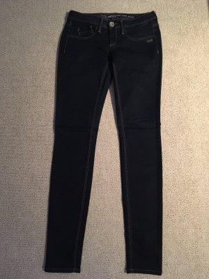 Dunkelblaue Gang Jeans 26/32