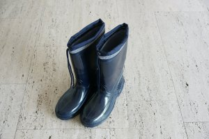 Wellies blue-dark blue