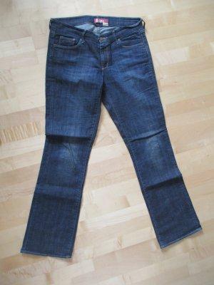dunkelblaue H&M Jeans