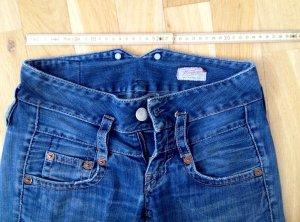 Dunkelblaue Herrlicher Jeans Gr. 24 / 32 Pitch Long