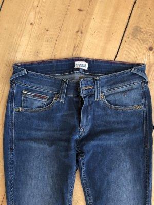 Dunkelblaue Hilfiger Denim Jeans