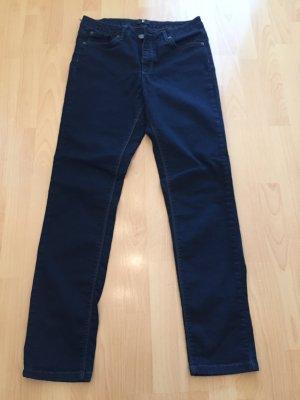 Dunkelblaue HIS-Jeans 42/33