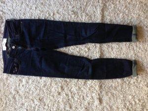 dunkelblaue Hollister Jeans