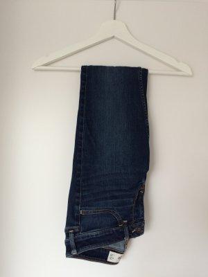 Dunkelblaue Hollister Jeans - W25/L29