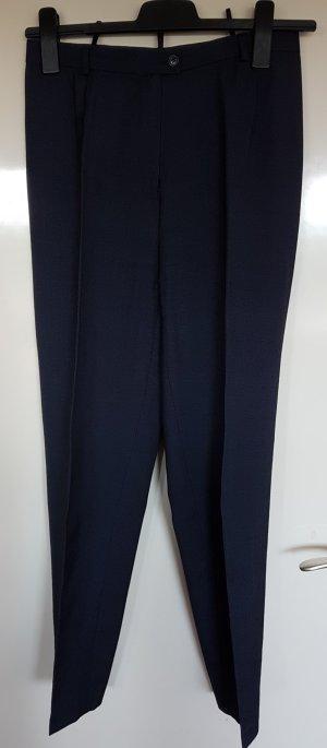 Marc Aurel Pantalone da abito blu-blu scuro