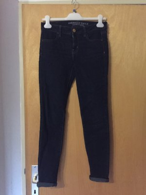 American Eagle Outfitters Jeans blu scuro