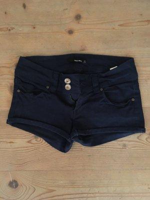 Dunkelblaue Hotpants, Tally Weijl, Gr. 40