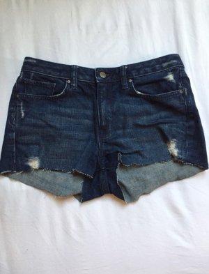 Dunkelblaue Hotpants von GAP
