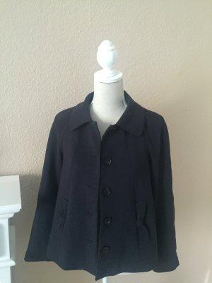 Dunkelblaue Jacke für Damen
