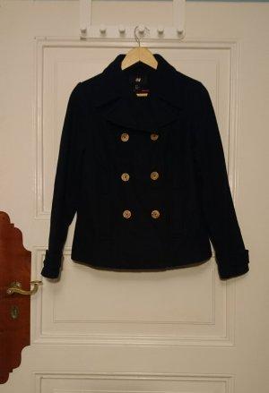 Dunkelblaue Jacke von H&M
