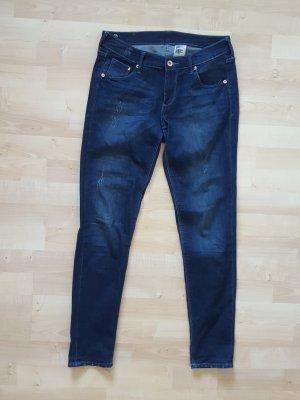 Dunkelblaue Jeans (36)