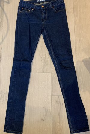 Dunkelblaue Jeans Cubus in Größe 28