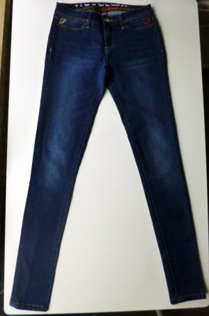 dunkelblaue Jeans Desigual