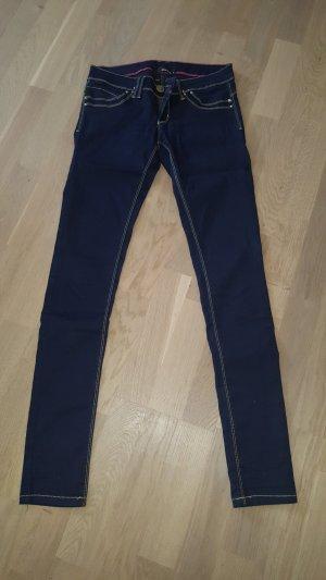 Tally Weijl Jeans slim bleu foncé