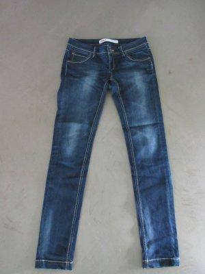 Dunkelblaue Jeans, Gr. 29