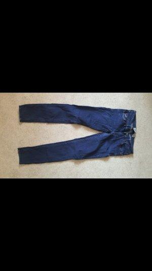 Dunkelblaue Jeans Hollister W25 L29