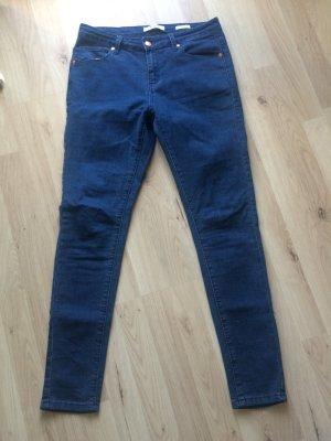 Dunkelblaue Jeans 'One Love' Gr. L