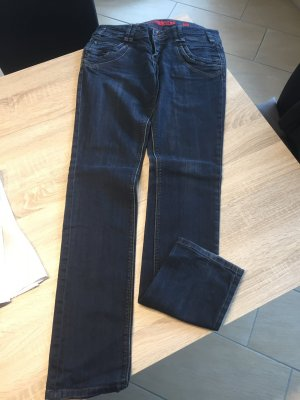 Dunkelblaue Jeans QS by S.Oliver