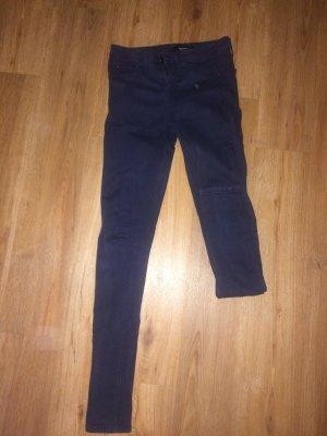 Dunkelblaue jeans Tally weijl