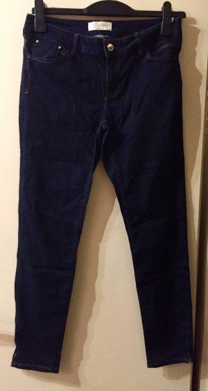 Dunkelblaue Jeans von Cross Jeans
