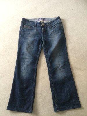 dunkelblaue Jeans von de.corp by Esprit - Gr. W32/L32 / Gr.42