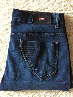 Dunkelblaue Jeans von Emporio Armani Größe 40/42