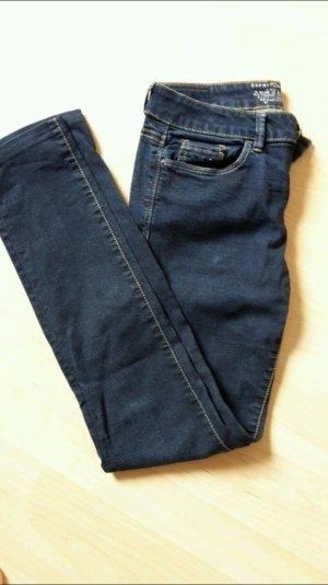 Dunkelblaue Jeans von Esprit