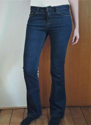 dunkelblaue Jeans von Esprit W27 L34