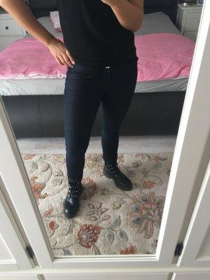 Dunkelblaue Jeans von Fornarina
