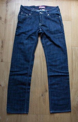 Dunkelblaue Jeans von H&M
