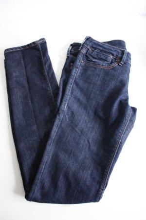 Dunkelblaue Jeans von Mavi, Modell 'Julia'